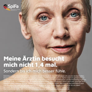 SpiFa Mein Facharzt Meine Wahl Bundestagswahlkampagne 2021 Berufung